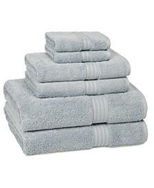 Signature 100% Cotton 6-Pc. Towel Set