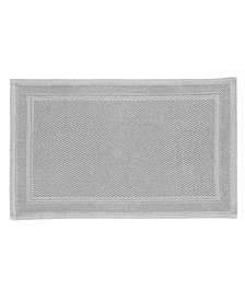"Kassatex Athens 100% Cotton 21"" x 34"" Bath Rug"