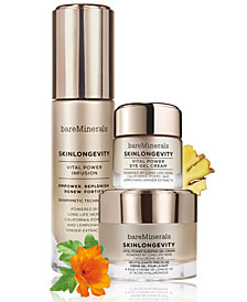 bareMinerals Skinlongevity Collection