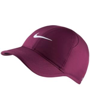 Nike Featherlight Cap In Regency Purple  525f6282d