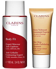 Receive a FREE 2pc Gift with any $125 Clarins Purchase