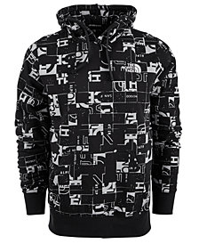 The North Face Men's All Over Print Hoodie, Created for Macy's