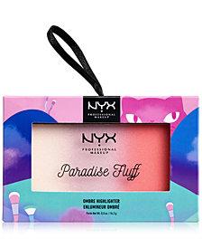 NYX Professional Makeup Paradise Fluff Ombré Highlighter
