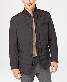 Tasso Elba Men's Gino Quilted Blazer, Created for Macy's