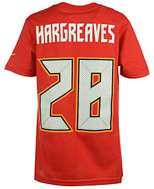 Nike Vernon Hargreaves III Tampa Bay Buccaneers Pride Name and Number T-Shirt, Big Boys (8-20)