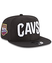 New Era Cleveland Cavaliers Anniversary Patch 9FIFTY Snapback Cap f065cc343093