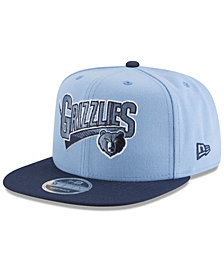 New Era Memphis Grizzlies Retro Tail 9FIFTY Snapback Cap