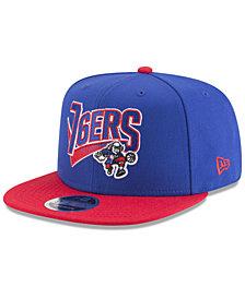 New Era Philadelphia 76ers Retro Tail 9FIFTY Snapback Cap