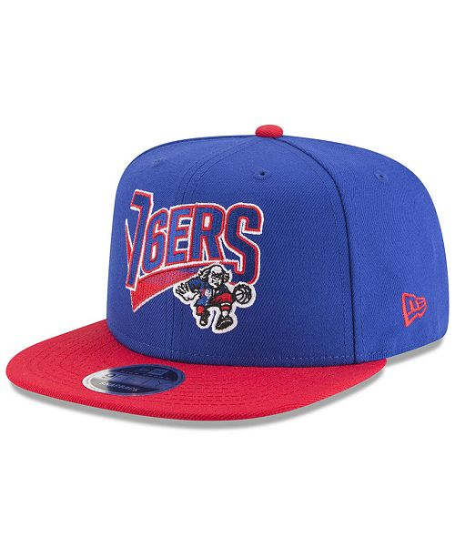 premium selection be37c f554a ... denmark new era. philadelphia 76ers retro tail 9fifty snapback cap. be  the first to