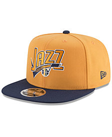 New Era Utah Jazz Retro Tail 9FIFTY Snapback Cap