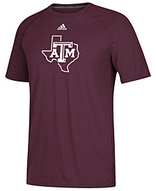 adidas Men's Texas A&M Aggies Sideline Sequel T-Shirt