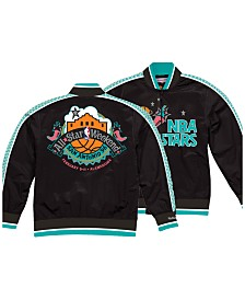 Mitchell & Ness Men's NBA All Star History Warm Up Jacket