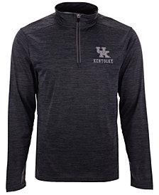Top of the World Men's Kentucky Wildcats Luminary Reflective Quarter-Zip Pullover