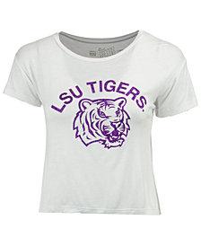 Retro Brand Women's LSU Tigers Rayon Vintage T-Shirt