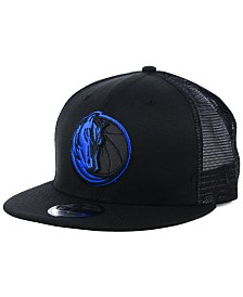 New Era Dallas Mavericks Reflect Trucker 9FIFTY Snapback Cap