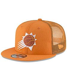 New Era Phoenix Suns Almost Tonal Trucker 9FIFTY Snapback Cap