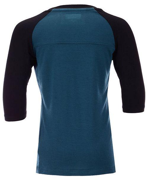 5th & Ocean Philadelphia Eagles Raglan T Shirt, Girls (4 16