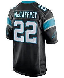 Christian McCaffrey Carolina Panthers Game Jersey, Little Boys (4-7)