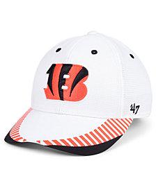 '47 Brand Cincinnati Bengals Tantrum Contender Flex Cap