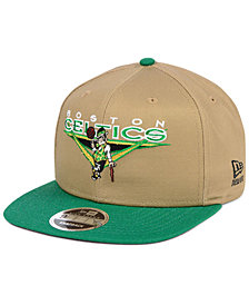 New Era Boston Celtics Jack Knife 9FIFTY Snapback Cap