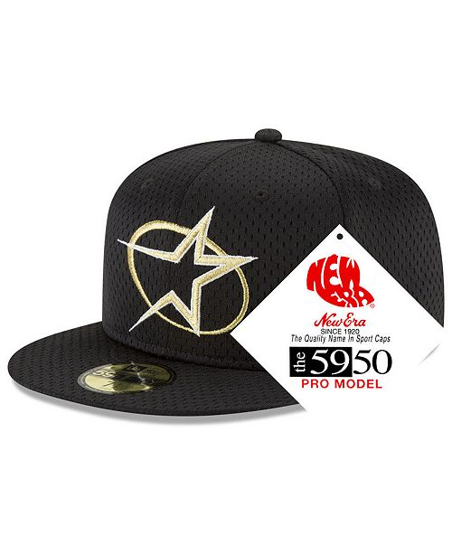 brand new 7f3d7 126b2 New Era Houston Astros Retro Classic Batting Practice 59FIFTY Fitted Cap ...