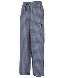 Authentic NFL Apparel Men's Dallas Cowboys Womble Pajama Pants