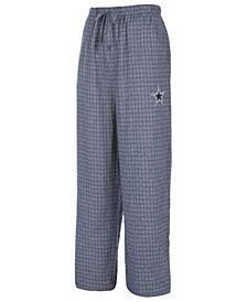 Authentic NFL Apparel Men's Dallas Cowboys Womble Pajama Pants