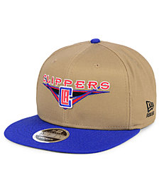 New Era Los Angeles Clippers Jack Knife 9FIFTY Snapback Cap