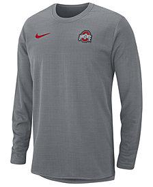 Nike Men's Ohio State Buckeyes Modern Crew Sweatshirt