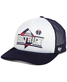 '47 Brand Washington Wizards Region Mesh MVP Cap