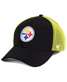 '47 Brand Pittsburgh Steelers Comfort Contender Flex Cap