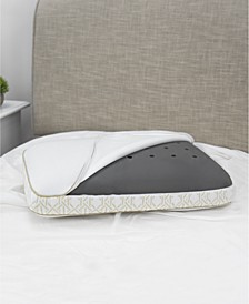CLOSEOUT! Charcoal Memory Foam Pillow