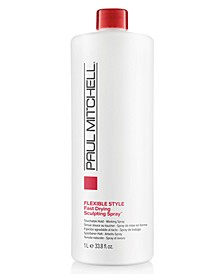 Fast Drying Sculpting Spray, 33.8-oz., from PUREBEAUTY Salon & Spa