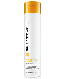 Paul Mitchell Kids Baby Don't Cry Shampoo, 10.14-oz., from PUREBEAUTY Salon & Spa