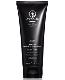 Paul Mitchell Awapuhi Wild Ginger Keratin Intensive Treatment, 3.4-oz., from PUREBEAUTY Salon & Spa