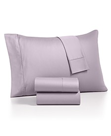 Monroe 4-Pc. Queen Sheet Sets, 1000 Thread Count Egyptian Blend