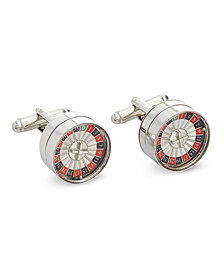 the Gift Men's Roulette Cuff Links