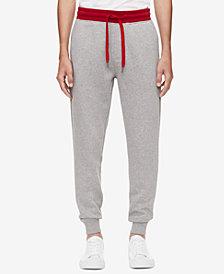 Calvin Klein Jeans Men's Monogram Fleece Pants Created for Macy's