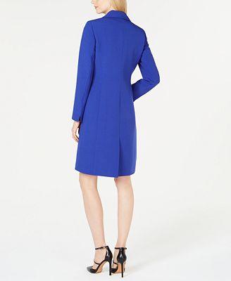 Le Suit Notch Collar Jacket Dress Suit Wear To Work Women Macy S