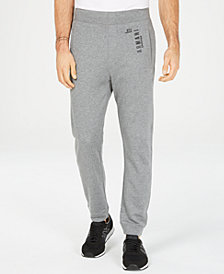 A|X Armani Exchange Men's Fleece Jogger Pants