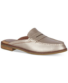 Sperry Women's Seaport Fina Mules