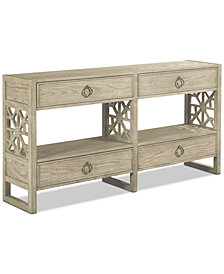 Finley Hall Console