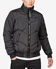 G-Star RAW Men's Quilted Jacket
