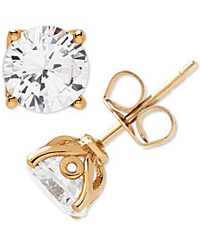 Lab Grown Diamond Stud Earrings (1-1/2 ct. t.w.) in 14k Gold or White Gold