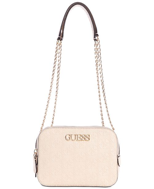 150506d23359 GUESS Heritage Pop Crossbody   Reviews - Handbags   Accessories - Macy s