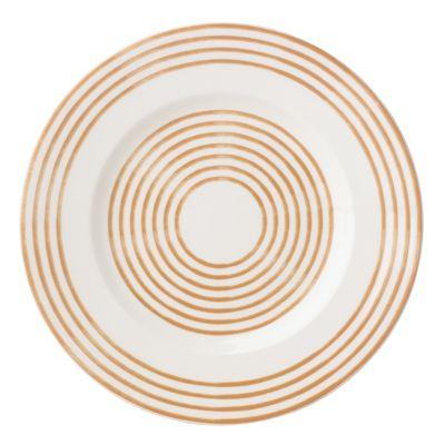 Sienna Lane Stripe Accent Plate