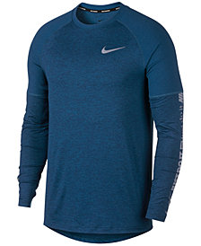 Nike Men's Element Long-Sleeve Running Shirt