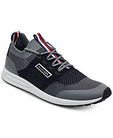 Tommy Hilfiger Men's Lander Water Resistant Sneakers