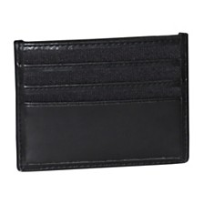 Buxton 1867 Collection RFID Front Pocket Card Holder
