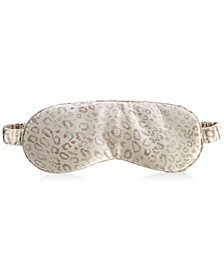 Printed Silk Eye Mask